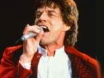 Mick Jagger Ecstatic