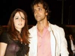 Hrithik Barbara Sussane Video Clippings