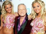 Hefner Twin Lovers Apart