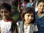 Slumdog Kids Escape Fire
