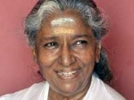 Janaki Escapes Car Accident