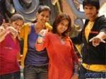Sneha Geetam Shooting