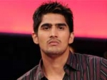 Vijender Host The Contender