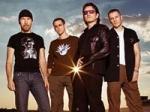 U2 Stars Phone Astronauts
