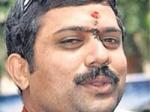 Dinesh Gandhi Arrested
