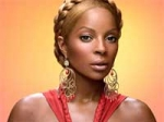 Blige Shrug Off Pregnancy