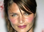 Helena Christensen Show Body