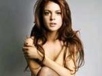 Lindsay Kissed Alba Hubby