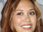 Myleene Klass Sprains Neck