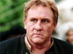 Depardieu Smashes Car