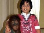 Chimpanzee Appu Pappu