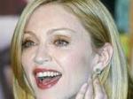 Madonna Gets Cosy