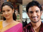 Sushant Ankita Together