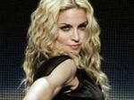 Madonna Arrive London