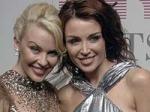 Dannii Kylie Brit Celebs
