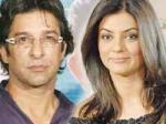 Sushmita Wasim Affair