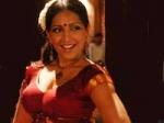 Meghna Naidu Item Number Puli Vesham