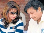 Tharoor Sunanda Engaged