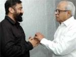 Balachandar Letter Kamal Hassan
