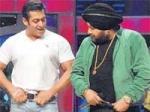 Salman Promotes Dabangg Saregamapa