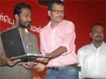 Aarya Udhayanidhi Aanmai Thavaral Audio