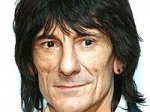 Ronnie Wood Boozing