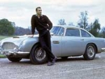 James Bond Aston Martin Auction