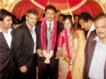 Dhayanidhi Azhagiri Marries Anusha