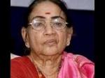 Shantha Devi Glowing Tribute