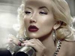 Christina Aguilera Raunchy Routine