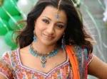 Trisha Krishnan Hands Full