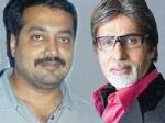 Anurag Kashyap Loggerhead Amitabh Bachchan