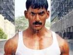 Vishal Krishna Suffers Sprain