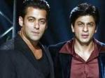 Shahrukh Khan Salman Khan Avoided Bumping