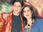 Shahrukh Khan Farah Khan Reunion