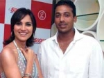 Lara Dutta Mahesh Wedding Kelly Dino 150111 Aid