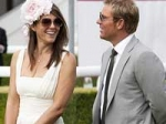 Liz Hurley Shane Warne Honeymoon Over 160211 Aid