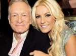 Hugh Hefner Wed Crystal Harris Playboy 240211 Aid