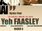Critics Thumbs Down Yeh Faasley 050311 Aid