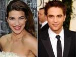 Robert Pattinson Scenes Natalia Tena 060411 Aid