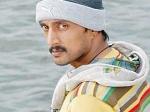 Sudeep Shooting Dwarakish Film 030511 Aid