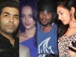 Ranbir Kapoor Party Celebrity Couple 050511 Aid