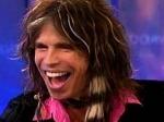 Steven Tyler Aerosmith Reunion 050511 Aid