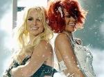Britney Spears Rihanna Justin Kiss Too Vulgur 250511 Aid
