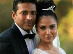 Lara Dutta Mahesh Bhupathi Marriage Tiff 270511 Aid