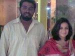 Pooja Gandhi Slam Kiran Allegations 010611 Aid
