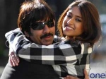 Ravi Teja Ileana Screen On Fire 010611 Aid