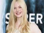 Elle Fanning Spotlight Super 8 Premiere 090611 Aid