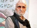 Mf Hussain Death Bollywood Grief 090611 Aid