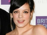 Lily Allen Sam Honeymoon Glastonburry Festival 130611 Aid